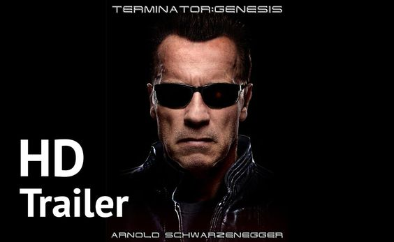 Terminator: Genesis - Official TRAILER WITH Arnold Schwarzenegger) 2015