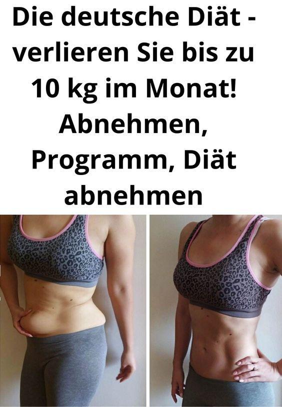 Wie man Gewicht verliert und Fett verbrennt