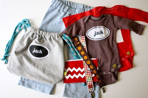 Easy diy baby gifts