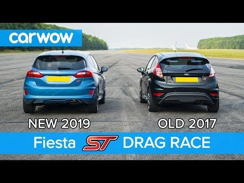 New Ford Fiesta St 1 5 Vs Old 1 6 St Drag Race Rolling Race
