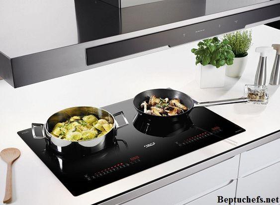 Một số sự cố thường gặp khi sử dụng bếp từ Chefs