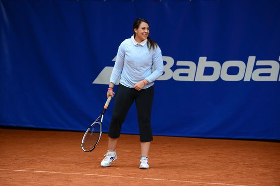 Marion Bartoli, two minutes of your time! http://bit.ly/1ovuklb