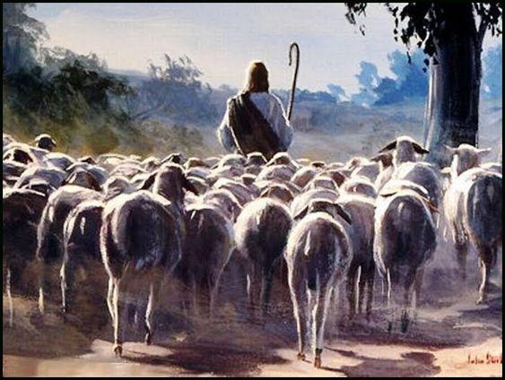 Én vagyok a jó pásztor