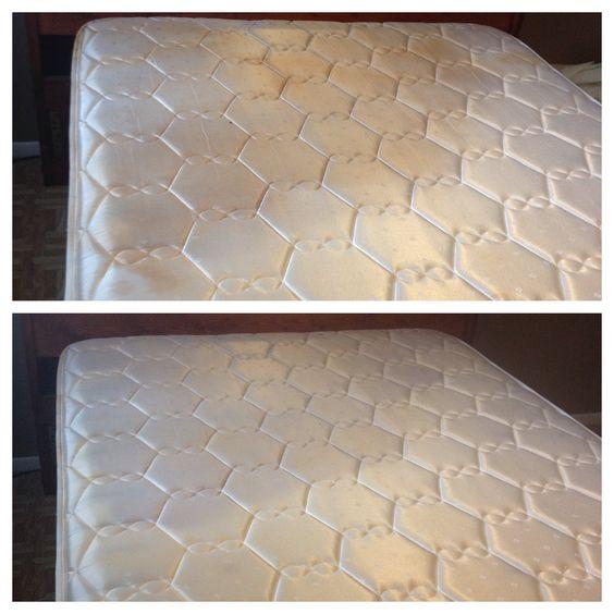 hydrogen peroxide mattress