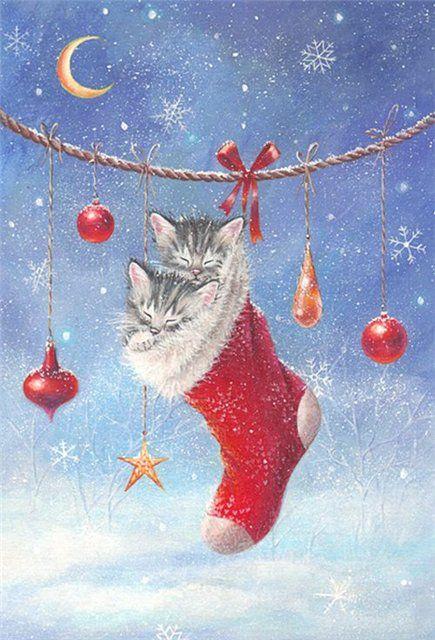 ......А снег идет, уже не тает..Снежинки белые летают,.Покровом на землю ложатся,.И по ночам деревьям снятся..................Снег разукрасил ветви ели,.И одеялом, как в...: