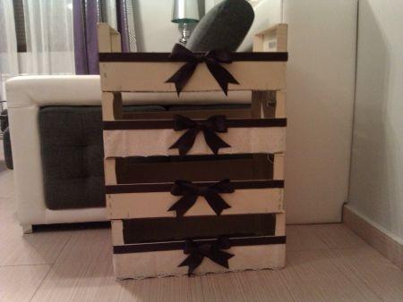 cajas para llevar los regalos