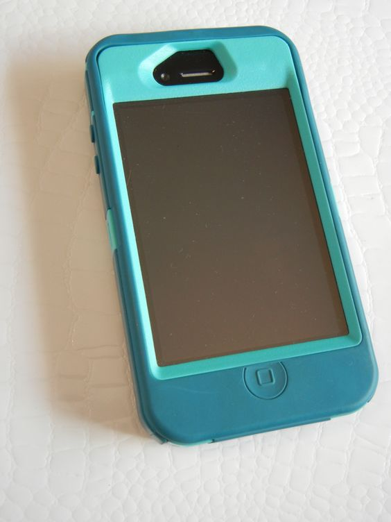 My new Hott OtterBox!!!!