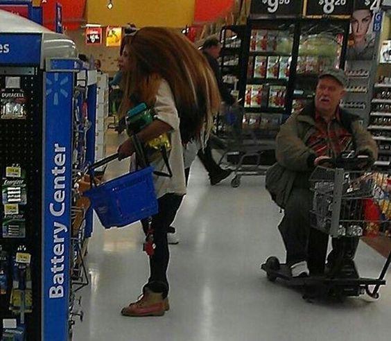 Walmart....