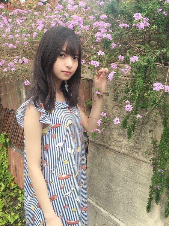 お花と齋藤飛鳥