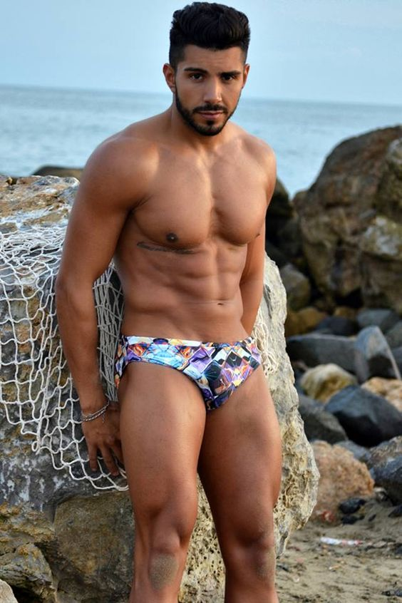 Emanuele Maringola: Wapo Wear Swimwear |: