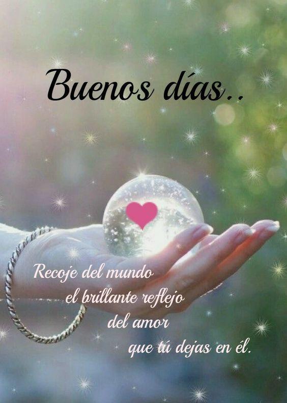 Buenos Días Frases Bonitas De Buenos Días Saludos De