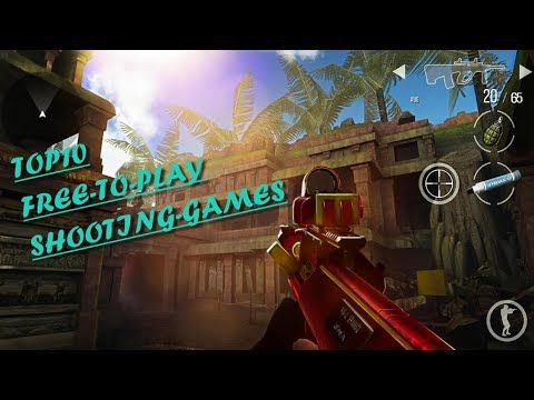 fps free to play top 10