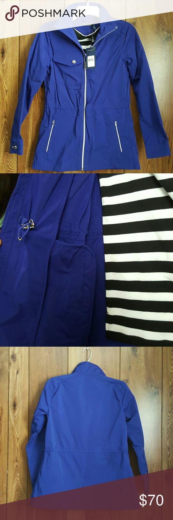 NWT  Ralph Lauren Golf jacket New  Stylish  Adjustable  waist  Full zipper  Two zipper  front pockets Ralph Lauren Jackets & Coats