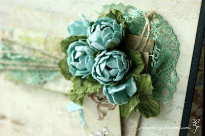 Джоанна: Цветы/Flower Tutorials