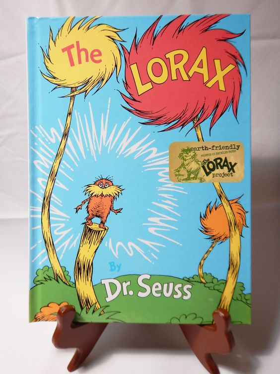 """The Lorax"" by Dr. Seuss"