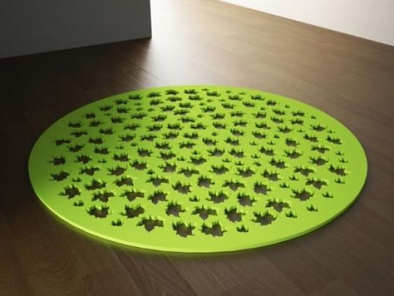 Unusual Rugs With An Interesting Design   Home Design, Garden & Architecture Blog Magazine