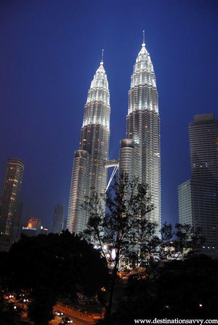 Petronas Towers, KL Malaysia