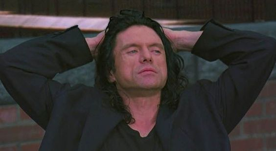 The Room: the worst movie of all time | Getting showered by plastic spoons and bad plot devices