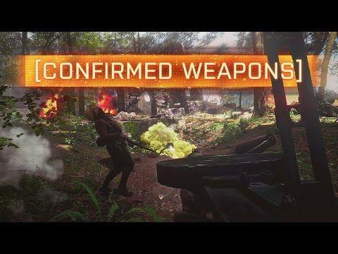 BF1:『バトルフィールド 1』の現時点で判明している銃、近接武器、ガジェット一覧 - http://fpsjp.net/archives/252164