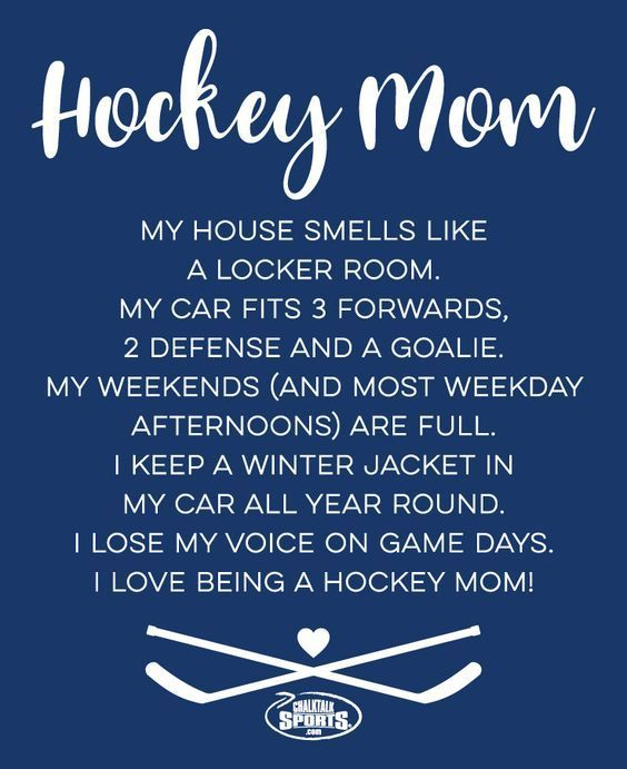 Mother's Day Quotes And Sayings | Hockey mom quote, Hockey mom, Hockey mom gifts