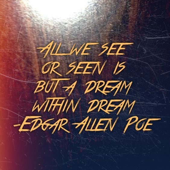 Edgar Allan Poe Quotes: Edgar Allan Poe Quote