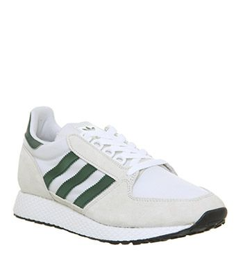 Adidas, Forest Grove Trainers, Crystal