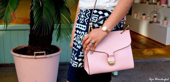 Blushed Pinks!