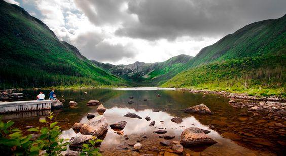Québec - Parc national de la Gaspésie