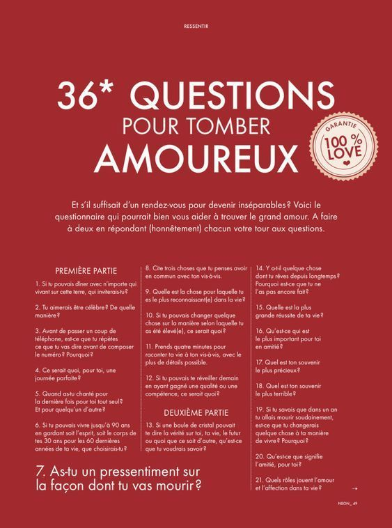 Question A Poser A Son Crush : question, poser, crush, Valentines, Quotes, Questions, Tomber, Amoureux, Amoureux,, Question, Faire, Connaissance