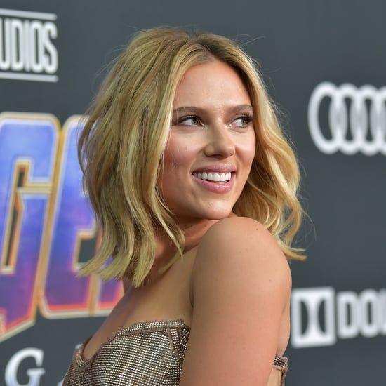Scarlett Johansson's Avengers Endgame Workout