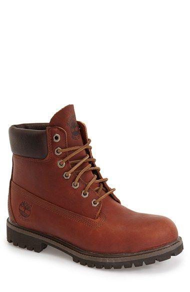 Timberland 'Premium Heritage' Round Toe Boot (Men)
