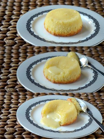 White Chocolate Lava Cakes 6 oz white chocolate 1/3 cup butter 2 large eggs 2 large egg yolks 1/4 cup sugar 1/8 tsp salt 1 tsp vanilla extract or vanilla bean paste 1/4 cup all purpose flour