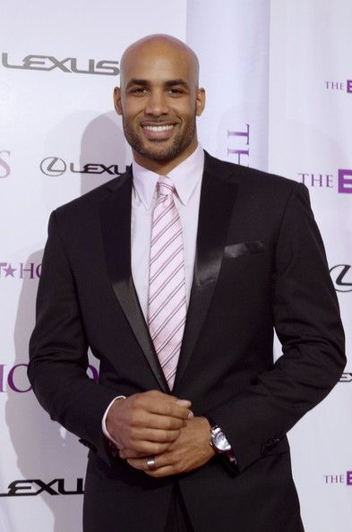boris kudjoe photos | Boris Kodjoe Boris Kodjoe poses for photographers on the red carpet ...