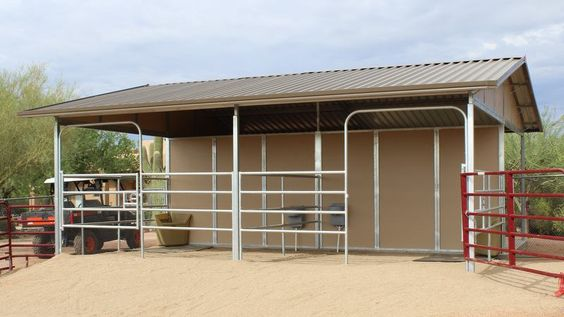 Outstanding affordable mdbarnmaster 2 stall plus tack for Affordable barns