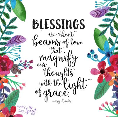 Pass on the blessings! #love For the app of beautiful wallpapers ~ www.everydayspirit.net xo:
