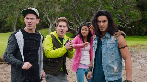 Exclusive Clip - Power Ranger Dino Super Charge - Gone Fishin'