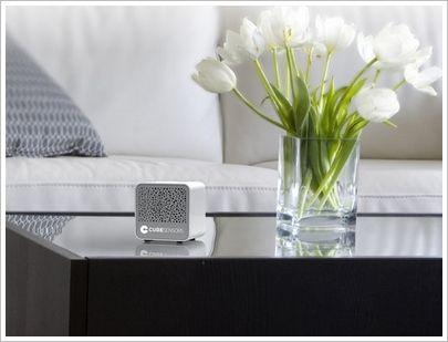 Cube Sensor Monitors Everything