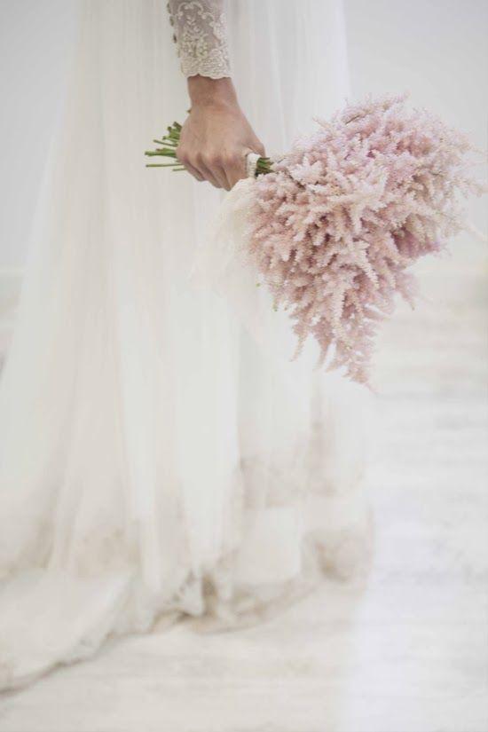 Créons notre look de mariée - Le bouquet 5