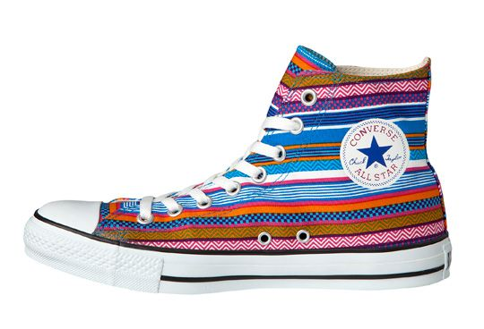 CONVERSE ALL STAR HI 'HUIPIL'