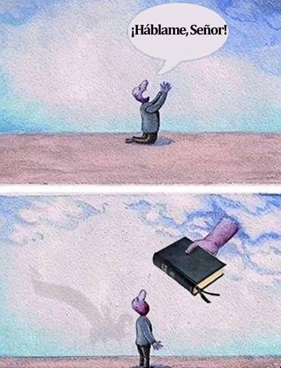la palabra , la biblia , las escrituras , palabra de DIOS , hablame Señor , la unica revelacion