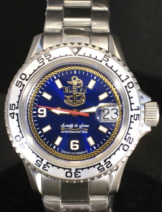 Chief Petty Officer Dive Watch