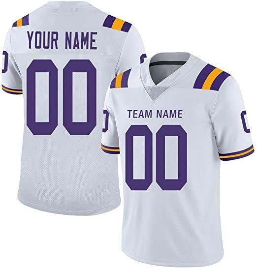 special order football jerseys
