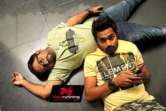 Asif Ali & Aju Varghese In Kili Poyi