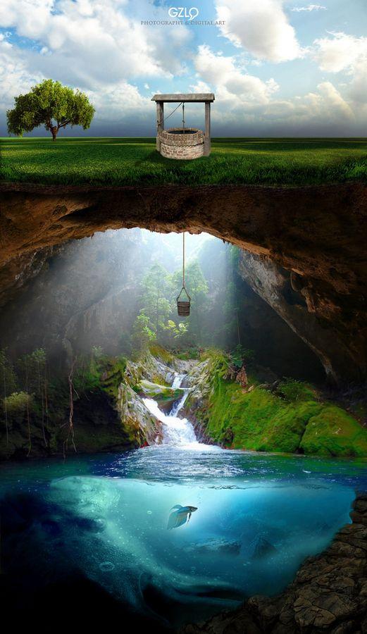 What Lies Beneath. Love this.: