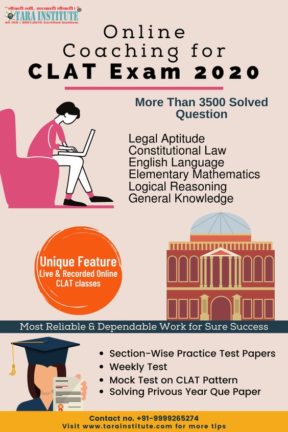 Most Trusted Online Coaching For Clat Exam 2020 In 2020 Online Coaching Coaching Exam