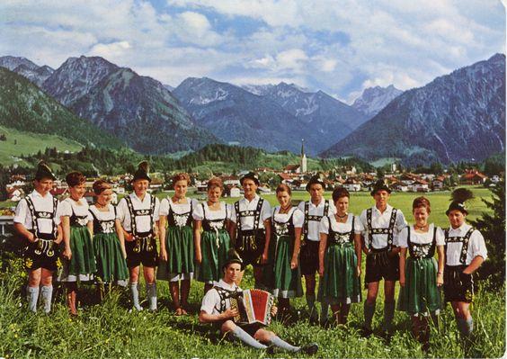 Trachtenverein Oberstdorf