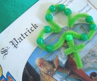 decade rosary craft ...perfect for CCD