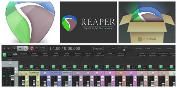 Reaper | 2016 | Digital Audio Workstation (DAW)