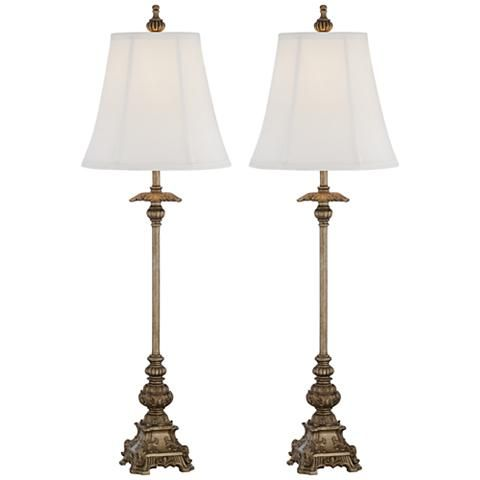 Lamps Plus Buffet Table, Gold Buffet Table Lamps