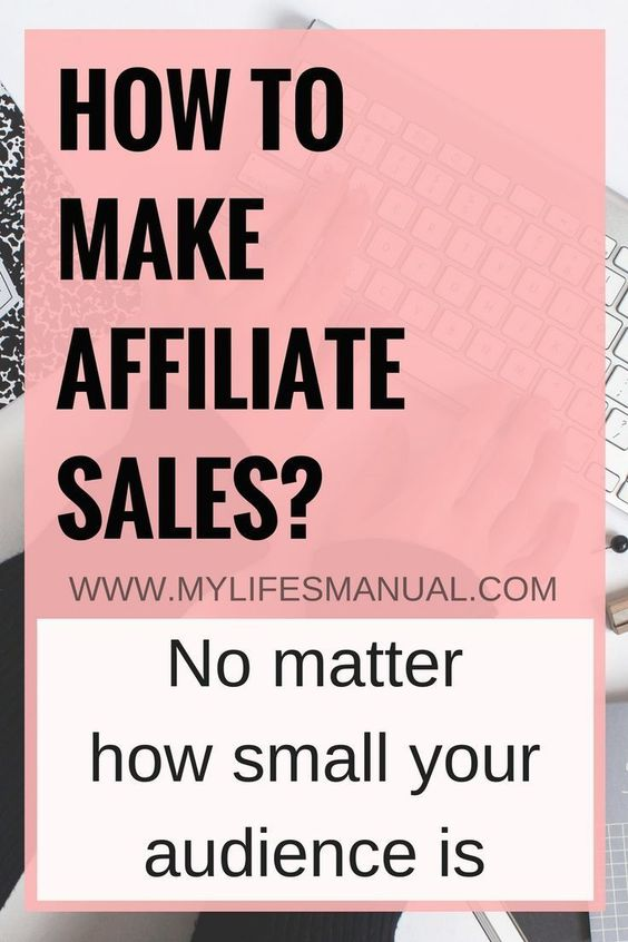 Do you want to make affiliate sales but you have a small audience?     Learn how to earn from affiliate marketing with the blog traff...